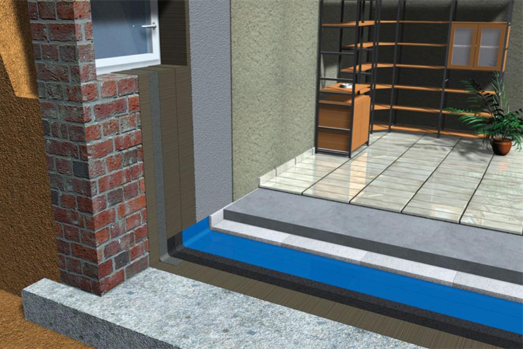 nasse keller von innen abdichten ohne ausschachtung dr. Black Bedroom Furniture Sets. Home Design Ideas